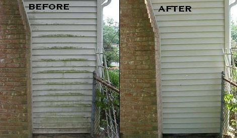 window cleaning, gutter cleaning and maintenance, siding cleaning
